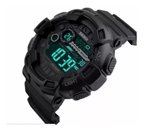 Relógio Skmei 1243 Esportivo Led Digital Feminino Masculino