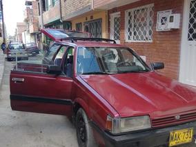Subaru Leone 4x4