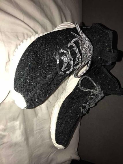 Tênis adidas Tubular, Preto E Branco, Nº 43 Br, Nº 11,5 Us