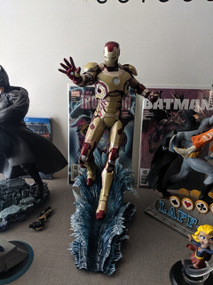 Kotobukiya Iron Man Mark 42 Iron Man 3 Sin Led - Asgard