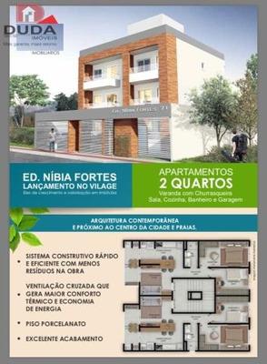 Apartamento No Bairro Village Em Imbituba Sc - 2228721