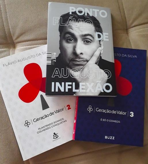 Livros Geração De Valor 2 E 3 - Ponto De Inflexão