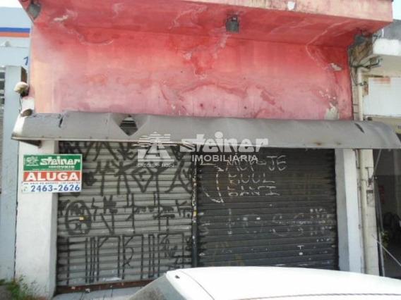 Aluguel Salão Comercial Até 300 M2 Centro Guarulhos R$ 2.000,00 - 32715a