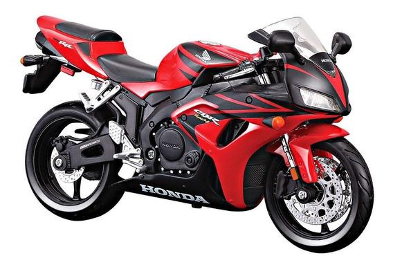 Moto Honda Cbr 1000rr Escala 1:12 Maisto