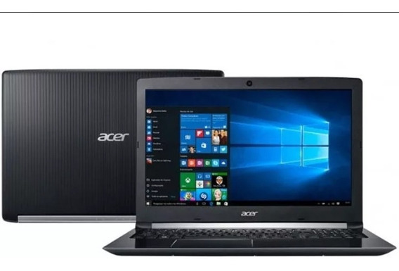 Notebook Acer Intel Core I5 8gb 1tb Tela 15,6 Windows 10