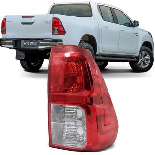 Lanterna Traseira Toyota Hilux 2017 2018 Pickup Direita