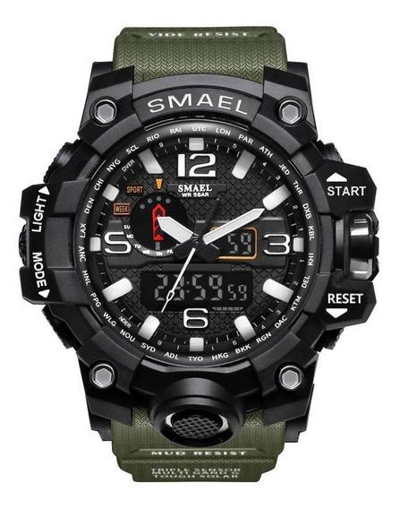 Relógio Digital Smael