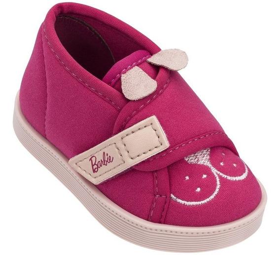 Tênis Infantil Grendene Barbie Fashion Pets 21779 | Katy