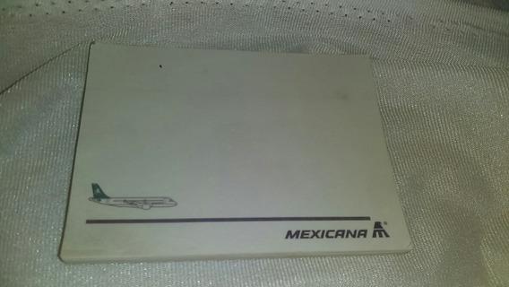 Block De Post-it De Mexicana De Aviacion Cma