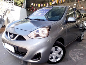 Nissan March 1.0 S 12v Flex 4p Manual 2018/2018