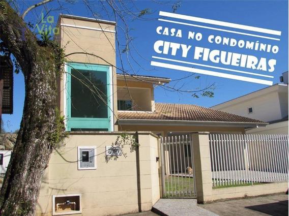 Casa No City Figueiras Para Alugar - Ca0005