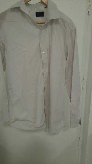 34c2018d158b Camisa De Hombre De Seda Italiana - Ropa y Accesorios en Mercado ...