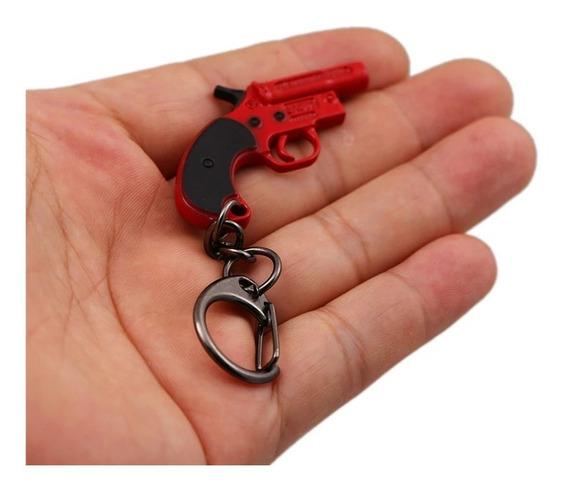 Chaveiro Arma Sinalizador Pubg
