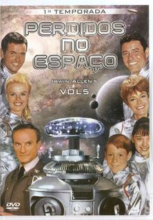 Dvd Perdidos No Espaço - Vol.5 - Novo Lacrado***