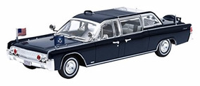 Lincoln Continental Ss-100x 1961 Kennedy Presidential 1:43