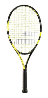 Raqueta Tenis Niño Babolat Nadal Junior 21 Negro Amarillo