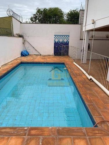 Casa Com 5 Dormitórios Para Alugar, 288 M² Por R$ 3.800,00/mês - Jardim Sumaré - Ribeirão Preto/sp - Ca1154