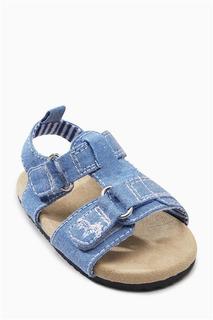 Sandalias Para Bebes De 18 A 24 Meses- Importado Next Uk