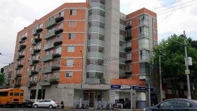 Precioso Departamento Recién Remodelado Cerca De Plazas, Metros Y Av. Principales