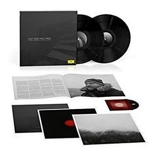 Johannsson Johann Last & First Men 2 Lp Vinyl + Blu-ray Boxe