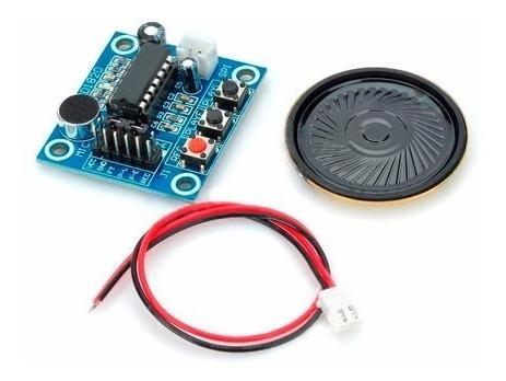 Modulo Gravador Reprodutor Voz Arduino - Isd1820