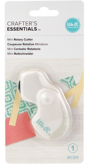 Mini Cutter Rotativo We R Memory Keepers