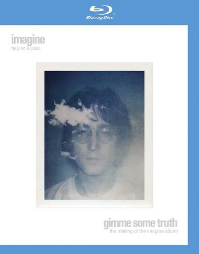 Imagen 1 de 1 de John Lennon & Yoko Ono Imagine & Gimme Some Truth Blu-ray