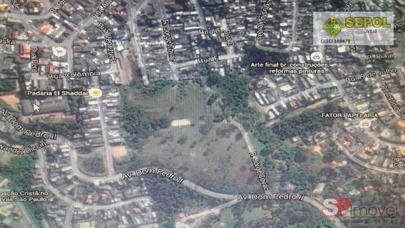 Área Residencial À Venda, Jardim Maria Cecília, Ferraz De Vasconcelos. - Ar0005