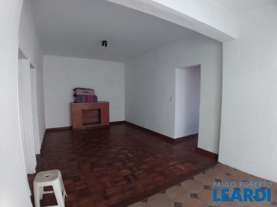 Casa Térrea - Morumbi - Sp - 597951