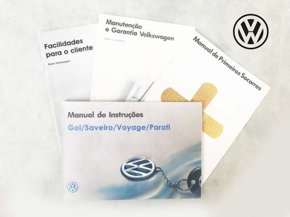 Manual Completo Fusca Itamar + Adesivos
