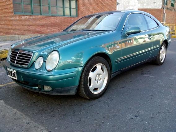Mercedes-benz Clk 3.2 Clk320 Elegance Plus At Coupé 1998