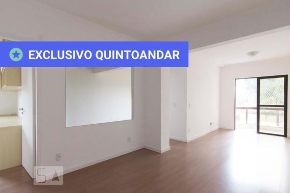 Apartamento No 2º Andar Com 3 Dormitórios E 3 Garagens - Id: 892956599 - 256599