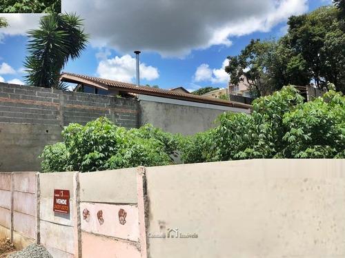 Imagem 1 de 11 de Terreno Venda Jardim Paulista Em Atibaia - Te0302-1