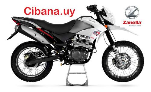 Imagen 1 de 3 de Moto Zanella Zr 200cc
