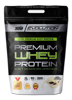Whey Protein Star Nutrition 3 Kg Evolution