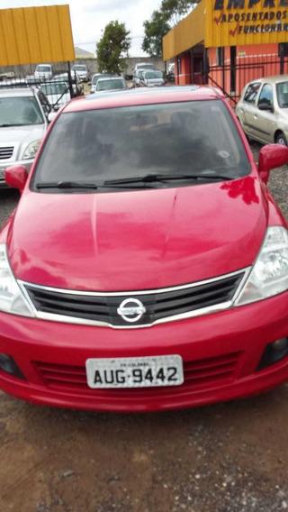 Nissan Tiida 1.8 Sl Flex 5p 2012