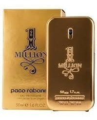 Perfume Importado Hombre Paco Rabanne One Million Edt 50ml
