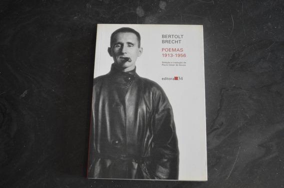 Bertolt Brecht Poemas 1913 1956 Livro