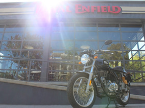 Royal Enfield Continental Gt 535 Cafe Racer 0 Km Negra