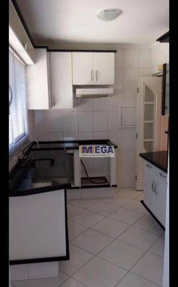 Apartamento Com 3 Dormitórios À Venda, 74 M²- Jardim Bela Vista - Valinhos/sp - Ap4204