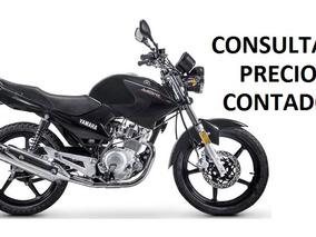 Yamaha Ybr 125 Ed Full12 Cuotas De $4.120 Oficial Yamaha!
