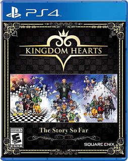 Kingdom Hearts The Story So Far / Juego Físico / Ps4