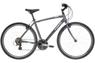 Bicicleta Paseo Trek Verve 1 Aluminio 21 Vel Rodado 28