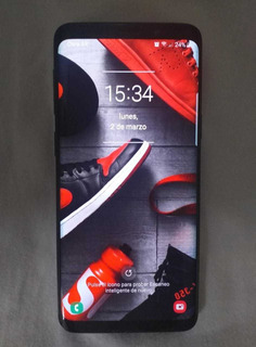 Samsung Galaxy S9 64 Gb Plateado