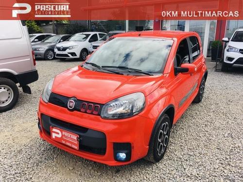 Fiat Uno Sporting Full 1.4 2017 Muy Buen Estado!