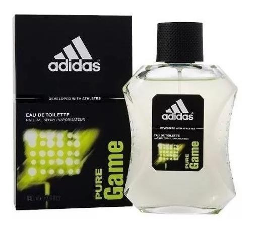 Perfume adidas Pure Game Masculino 100ml Edt Original