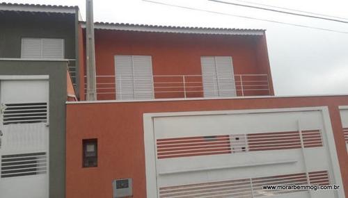 Sobrado Para Venda Em Mogi Das Cruzes, Jardim Paraíso, 3 Dormitórios, 1 Suíte, 1 Banheiro, 2 Vagas - 1476_1-674433