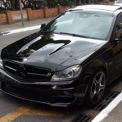 Mercedes-benz Classe C 2012 6.3 Amg 2p