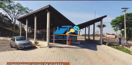 Terreno Em Condomínio Águas De Igaratá! - 537