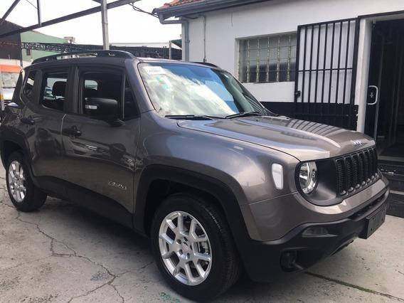 Jeep Renegade Sport Automático 19/19 0km